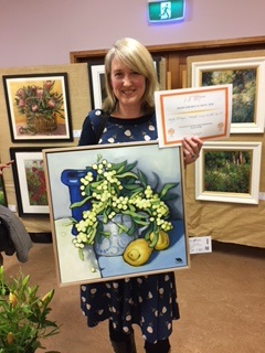 Best in Show Award winner Kirsty McIntyre