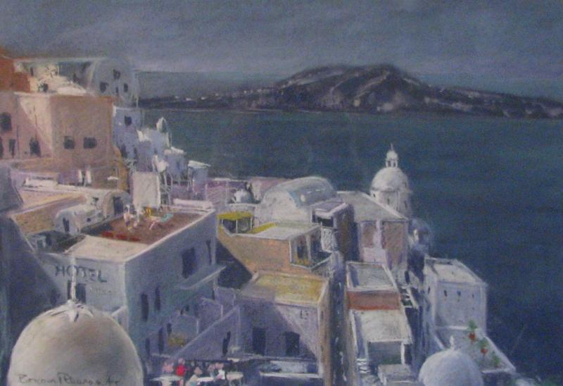 © Brian Pleasants - Santorini 2