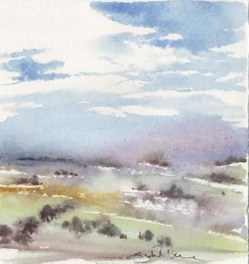 © Elizabeth Vercoe - Local landscape moments - Yarra Valley