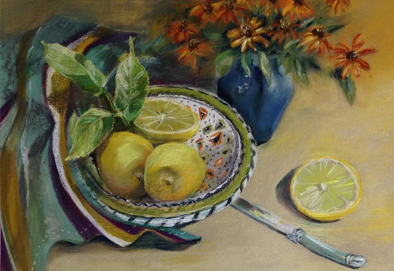 © Lyn Sutton - Lemon Tea