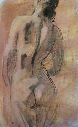 © Linda Robertson - Female figure 1