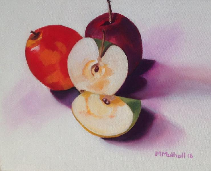© Margaret Mulhall - Apple delights