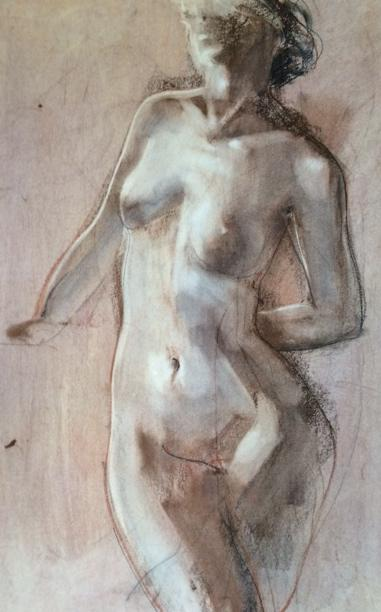 © Linda Robertson - Female figure 2