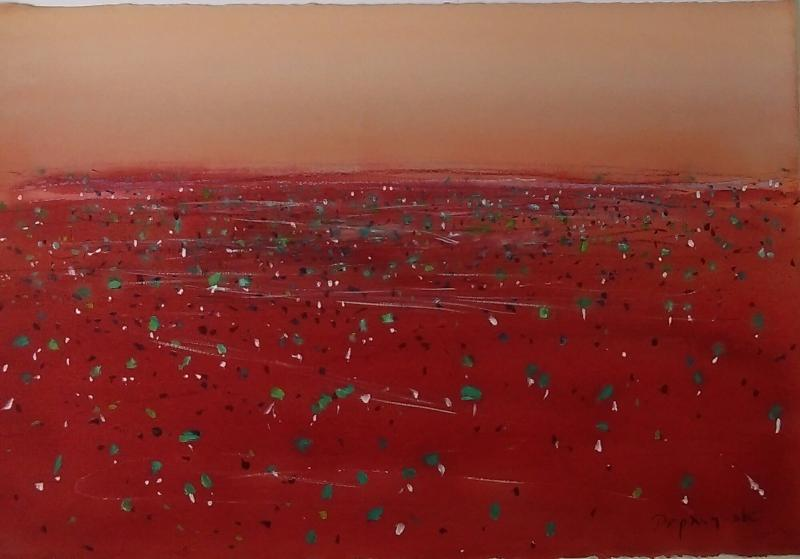 © Faye de Pasquale - Outback in Red